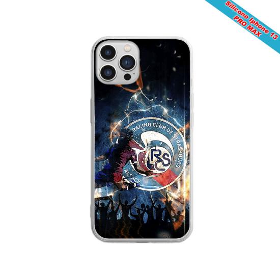 Coque silicone Galaxy J4 CORE Fan de Sons Of Anarchy obsidienne