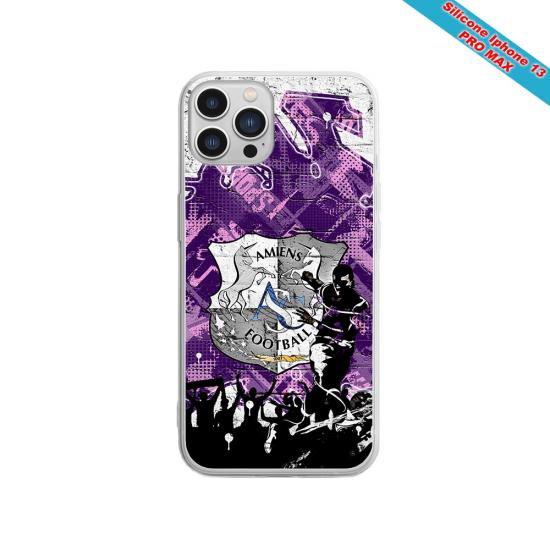 Coque silicone Galaxy J5 2016 Fan de Sons Of Anarchy obsidienne