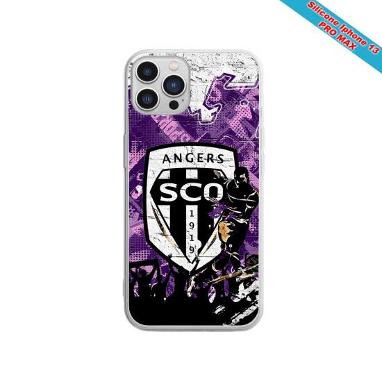 Coque silicone Galaxy J5 2017 Fan de Sons Of Anarchy obsidienne
