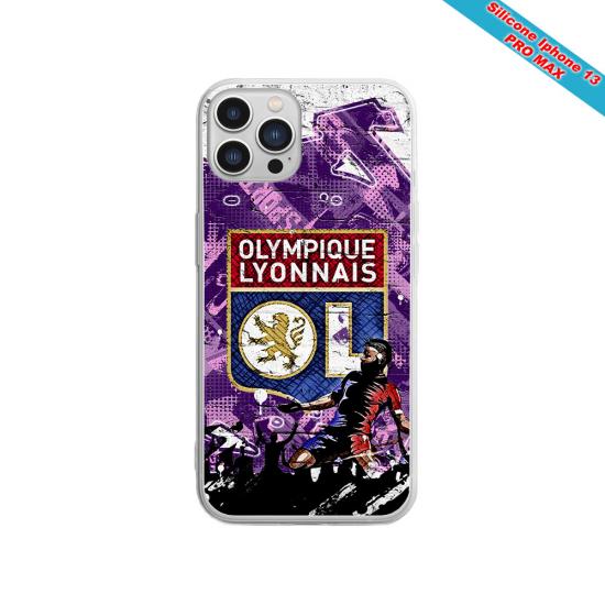 Coque silicone Galaxy J7 2017 Fan de Sons Of Anarchy obsidienne