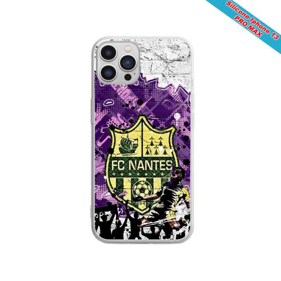 Coque silicone Galaxy M20 Fan de Sons Of Anarchy obsidienne