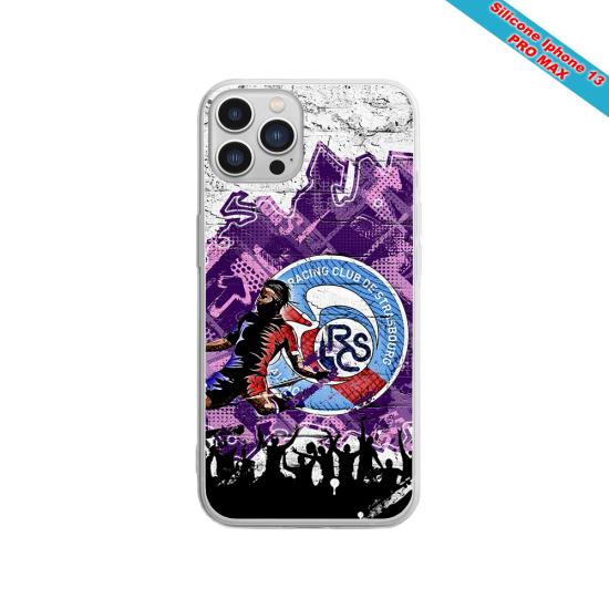 Coque Silicone Galaxy S8 Fan de Sons Of Anarchy obsidienne