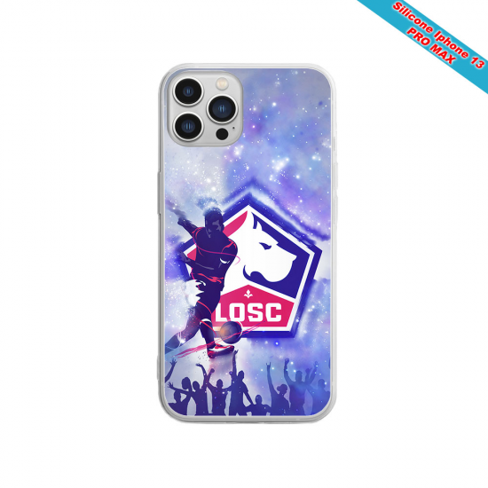 Coque Silicone Galaxy S10 Fan de Sons Of Anarchy obsidienne