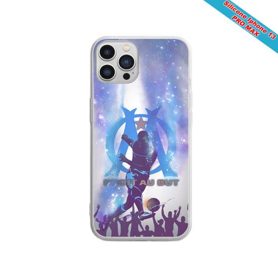 Coque Silicone Galaxy S10E Fan de Sons Of Anarchy obsidienne