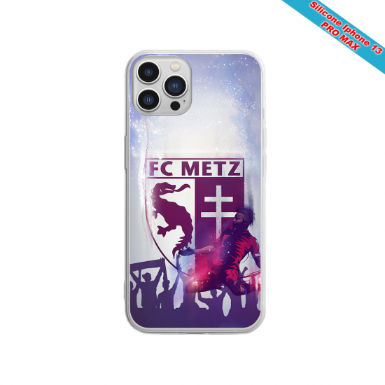 Coque Silicone Galaxy S10E verre trempé Fan de Sons Of Anarchy obsidienne