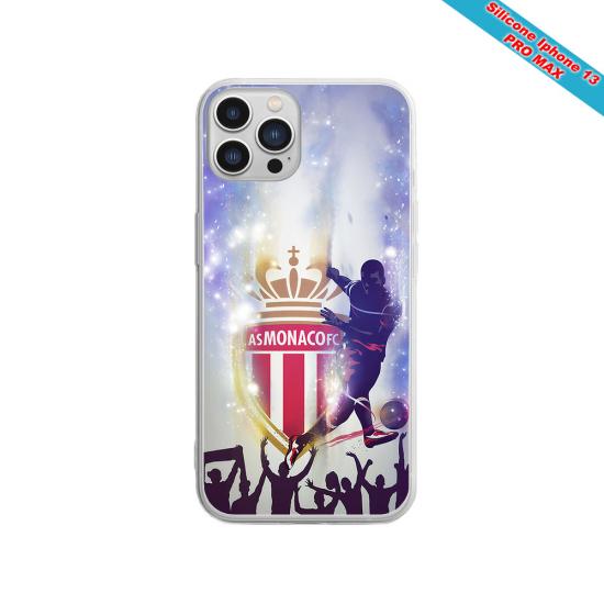 Coque Silicone Galaxy S10 PLUS Fan de Sons Of Anarchy obsidienne