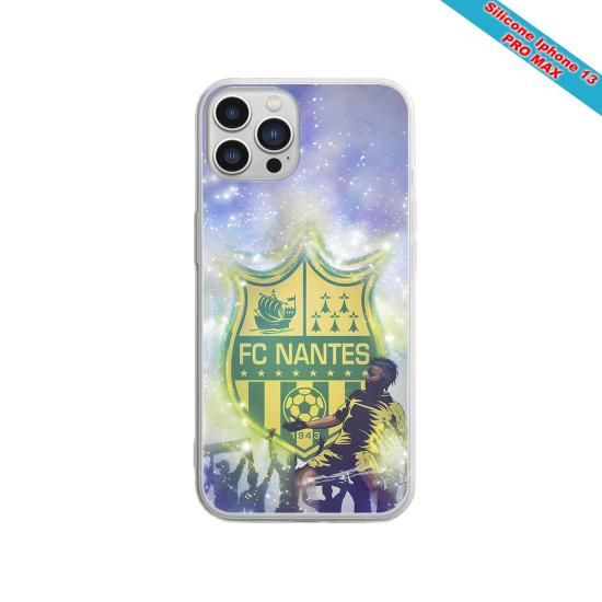 Coque silicone Galaxy S20FE Fan de Sons Of Anarchy obsidienne