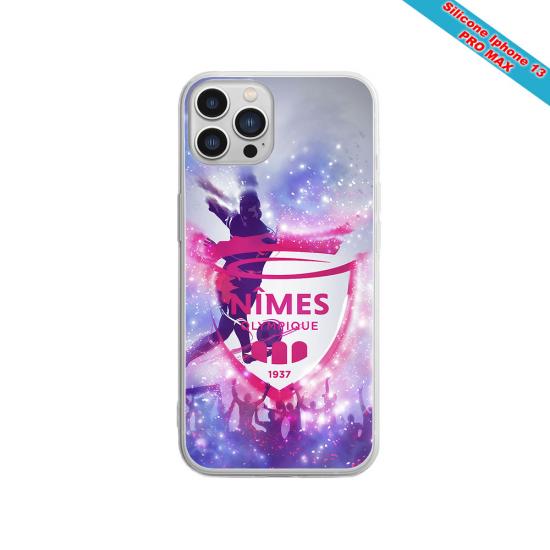 Coque Silicone Galaxy S20 PLUS Fan de Sons Of Anarchy obsidienne