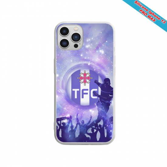 Coque Silicone Note 8 Fan de Sons Of Anarchy obsidienne