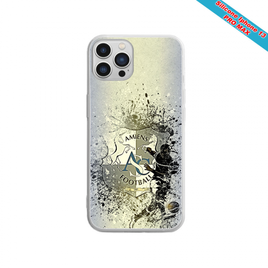 Coque Silicone Note 9 Fan de Sons Of Anarchy obsidienne
