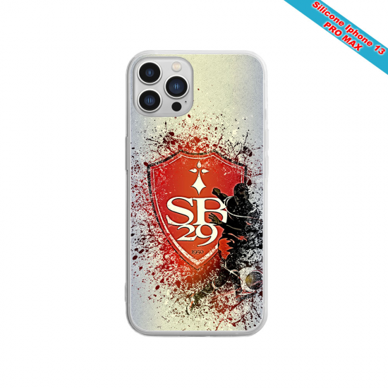 Coque silicone Huawei Mate 10 Fan de Sons Of Anarchy obsidienne