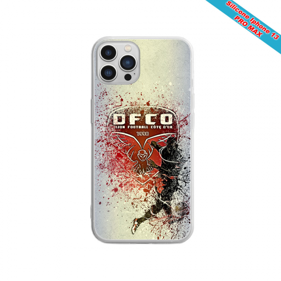 Coque silicone Huawei Mate 10 LITE Fan de Sons Of Anarchy obsidienne