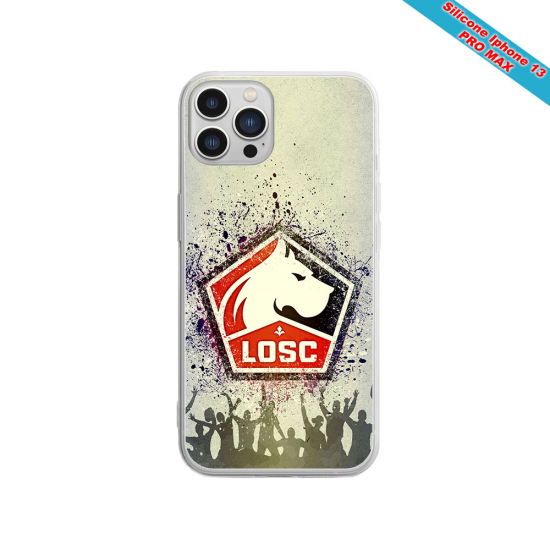 Coque silicone Huawei Mate 10 PRO Fan de Sons Of Anarchy obsidienne