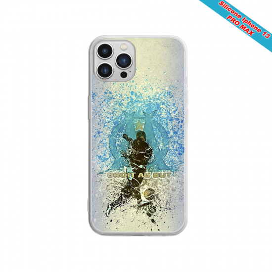 Coque silicone Huawei Mate 20 LITE Fan de Sons Of Anarchy obsidienne