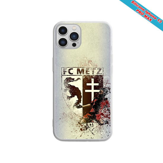 Coque silicone Huawei Mate 20 PRO Fan de Sons Of Anarchy obsidienne