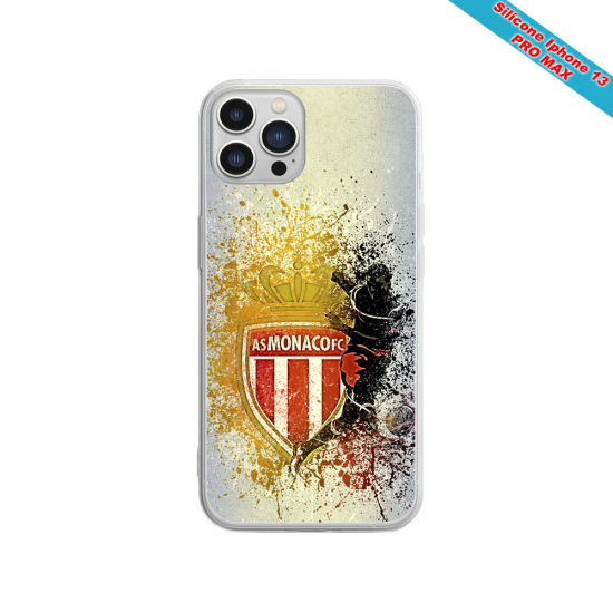 Coque silicone Huawei Mate 30 Fan de Sons Of Anarchy obsidienne