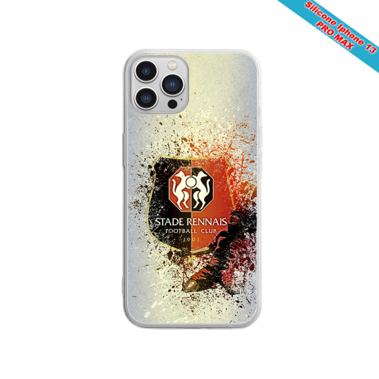 Coque silicone Huawei P10 Fan de Sons Of Anarchy obsidienne