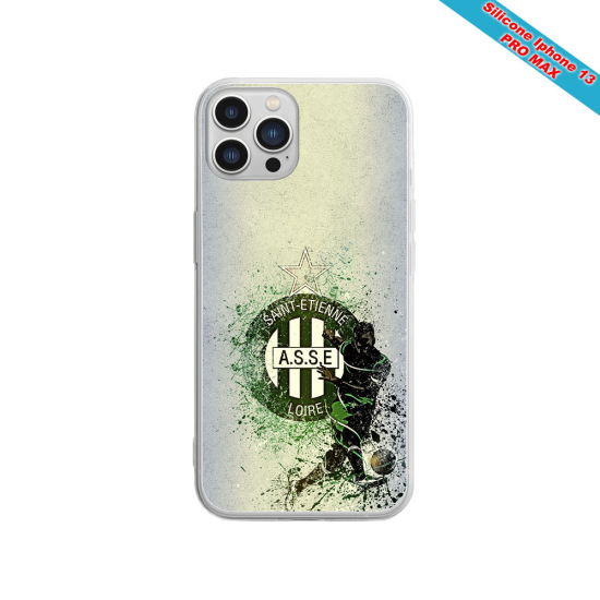 Coque silicone Huawei P10 Lite Fan de Sons Of Anarchy obsidienne