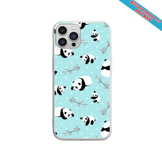 Coque silicone Huawei P20 LITE Fan de Sons Of Anarchy obsidienne