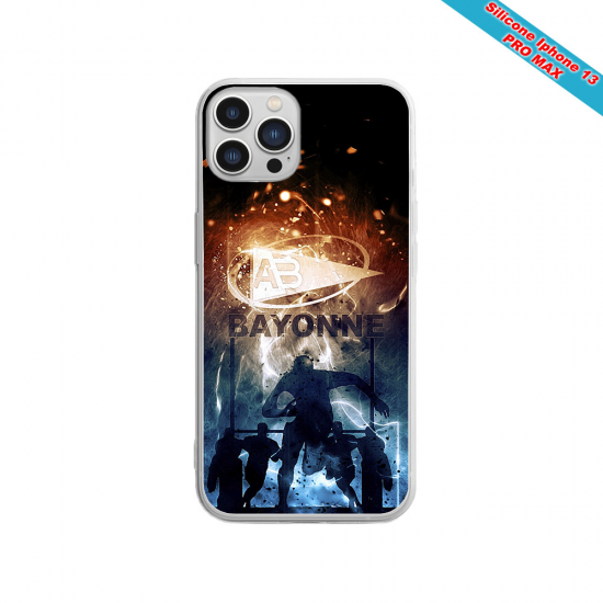 Coque silicone Huawei P30 Verre trempé Verre trempé Fan de Sons Of Anarchy obsidienne