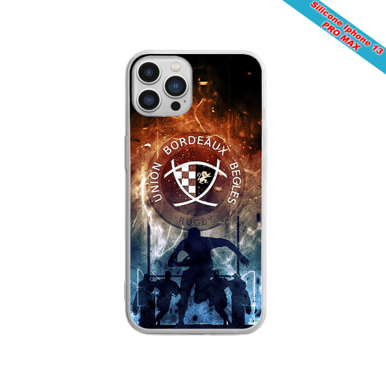 Coque silicone Huawei P30 LITE Fan de Sons Of Anarchy obsidienne