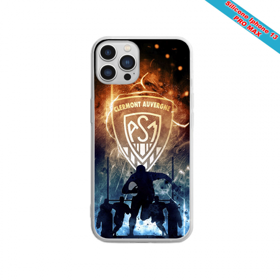 Coque silicone Huawei P40 Lite Fan de Sons Of Anarchy obsidienne