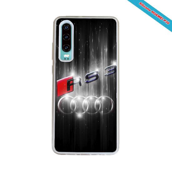 Coque Iphone et Samsung en bois Petit Perroquet