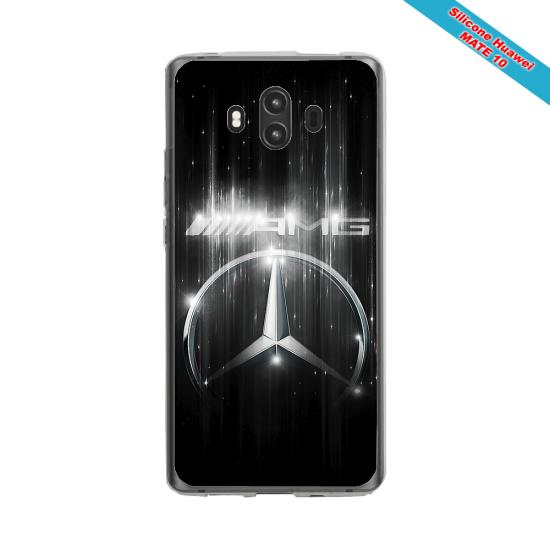 Coque Iphone et Samsung en bois Papillon coeur