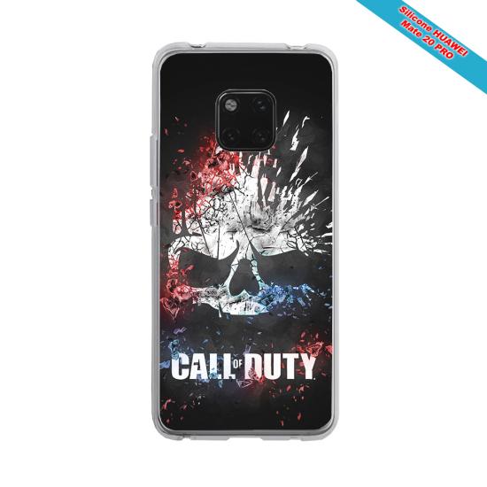 Coque Iphone et Samsung en bois Bouquet de fleurs