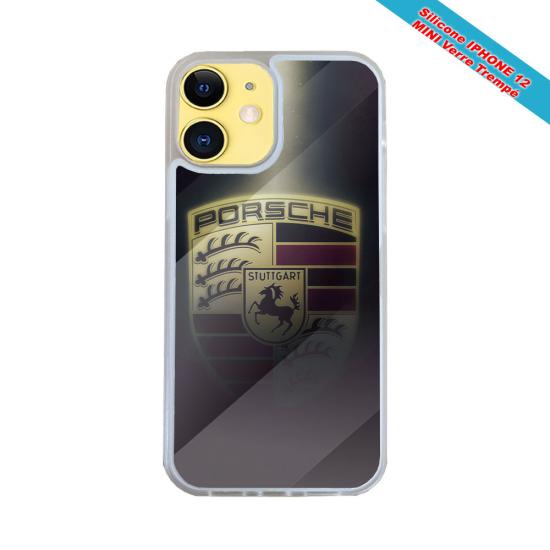 Coque Iphone et Samsung en bois Clé de sol