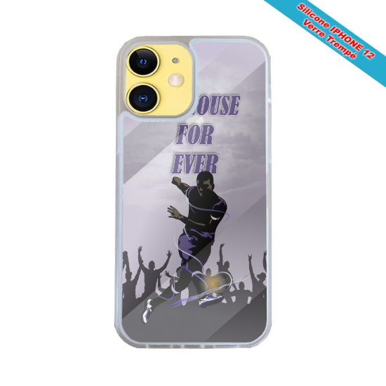Coque Iphone et Samsung en bois Ancre