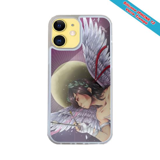 Coque Iphone et Samsung en bois Main de fortune