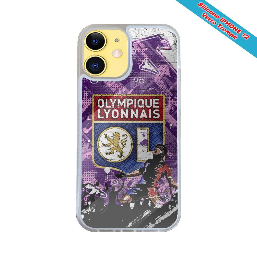 Coque silicone Iphone XS MAX Verre Trempé Fan de Harley davidson obsidienne