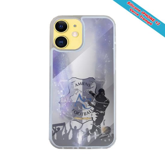 Coque silicone Galaxy A10S Fan de Harley davidson obsidienne