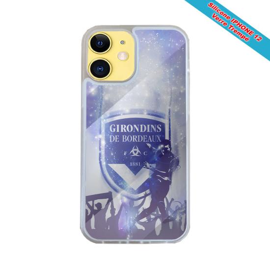 Coque silicone Galaxy A20E Fan de Harley davidson obsidienne