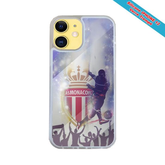 Coque silicone Galaxy A41 Fan de Harley davidson obsidienne