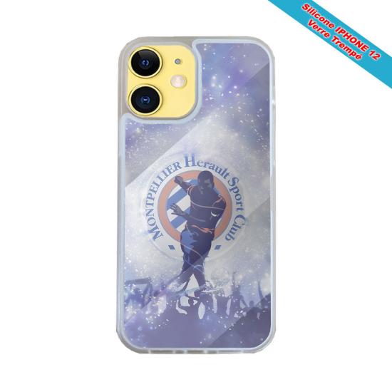 Coque silicone Galaxy A50 Fan de Harley davidson obsidienne