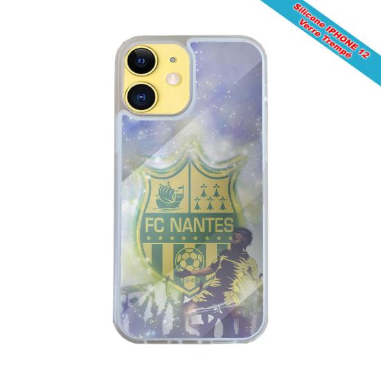 Coque silicone Galaxy A51 Fan de Harley davidson obsidienne