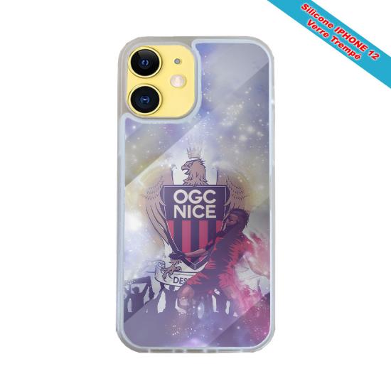 Coque silicone Galaxy A70 Fan de Harley davidson obsidienne