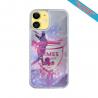 Coque silicone Galaxy A71 Fan de Harley davidson obsidienne