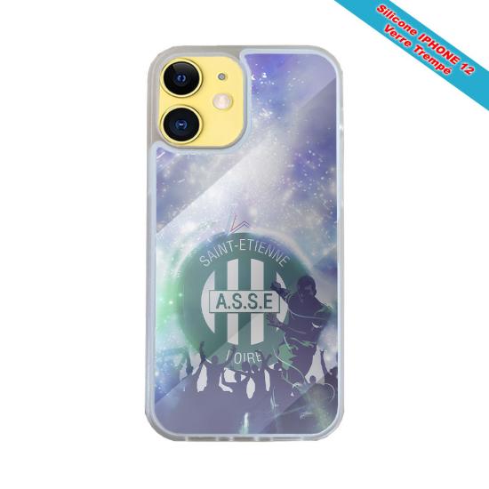 Coque silicone Galaxy J4 2018 Fan de Harley davidson obsidienne