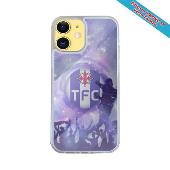 Coque silicone Galaxy J4 PLUS Fan de Harley davidson obsidienne