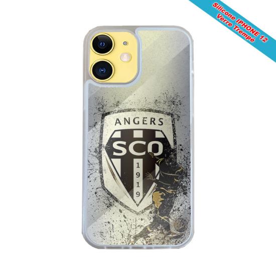 Coque silicone Galaxy J5 2017 Fan de Harley davidson obsidienne
