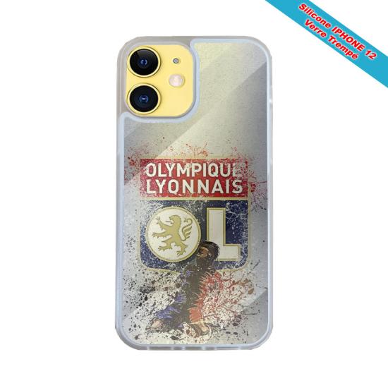 Coque silicone Galaxy J7 2017 Fan de Harley davidson obsidienne