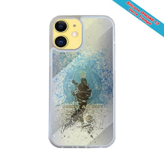 Coque silicone Galaxy J7 2018 Fan de Harley davidson obsidienne