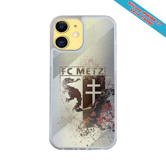 Coque silicone Galaxy J8 Fan de Harley davidson obsidienne