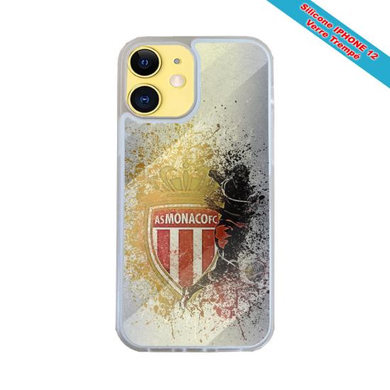 Coque silicone Galaxy M10 Fan de Harley davidson obsidienne