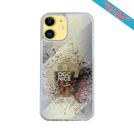 Coque silicone Galaxy M30 Fan de Harley davidson obsidienne