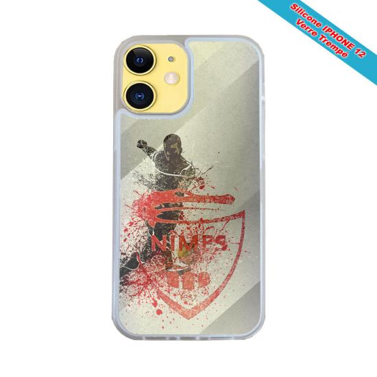 Coque silicone Galaxy M31 Fan de Harley davidson obsidienne