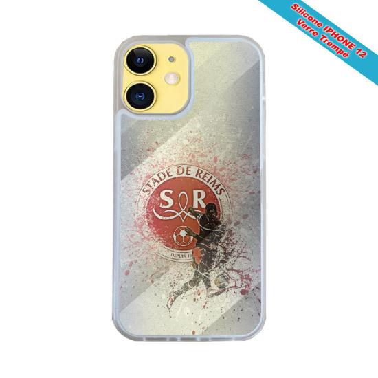 Coque Silicone Galaxy S6 EDGE Fan de Harley davidson obsidienne